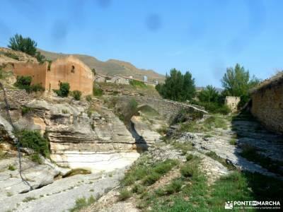Comarca Maestrazgo-Teruel;senderos club de montaña granada senderismo cañon rio lobos excursiones